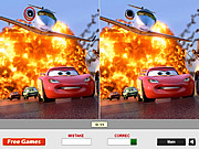 Cars 2 - Trova le Differenze