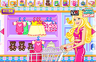 Shopping di Barbie Online