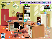 Pulire la Stanza Online - Office Room Cleaning