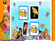 Winx Club Matching Online
