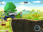 Trattori e Ruspe Online - Tractors Power Adventure